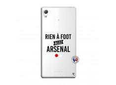 Coque Sony Xperia Z3 Rien A Foot Allez Arsenal