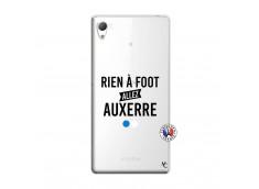 Coque Sony Xperia Z3 Rien A Foot Allez Auxerre