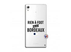 Coque Sony Xperia Z3 Rien A Foot Allez Bordeaux