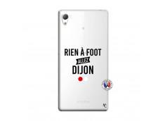 Coque Sony Xperia Z3 Rien A Foot Allez Dijon