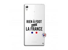Coque Sony Xperia Z3 Rien A Foot Allez La France
