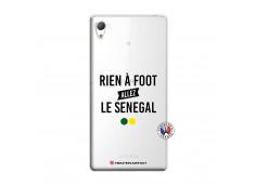 Coque Sony Xperia Z3 Rien A Foot Allez Le Senegal