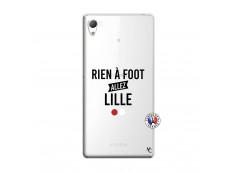 Coque Sony Xperia Z3 Rien A Foot Allez Lille