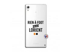 Coque Sony Xperia Z3 Rien A Foot Allez Lorient
