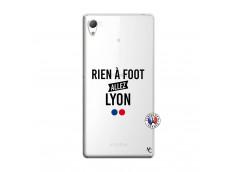 Coque Sony Xperia Z3 Rien A Foot Allez Lyon