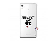 Coque Sony Xperia Z3 Rien A Foot Allez Metz