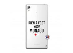 Coque Sony Xperia Z3 Rien A Foot Allez Monaco