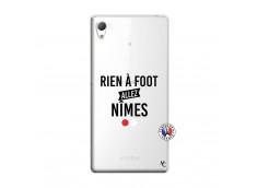 Coque Sony Xperia Z3 Rien A Foot Allez Nimes
