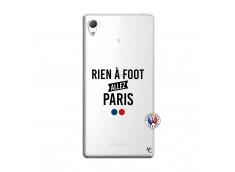 Coque Sony Xperia Z3 Rien A Foot Allez Paris