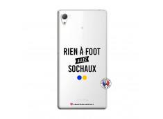 Coque Sony Xperia Z3 Rien A Foot Allez Sochaux