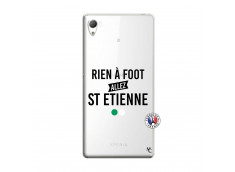 Coque Sony Xperia Z3 Rien A Foot Allez St Etienne