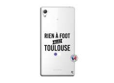 Coque Sony Xperia Z3 Rien A Foot Allez Toulouse