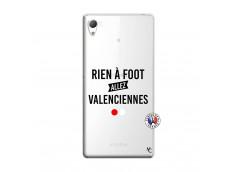 Coque Sony Xperia Z3 Rien A Foot Allez Valenciennes