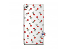 Coque Sony Xperia Z3 Rose Pattern
