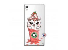 Coque Sony Xperia Z3 Catpucino Ice Cream