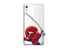 Coque Sony Xperia Z3 Spider Impact
