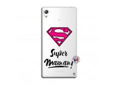 Coque Sony Xperia Z3 Super Maman