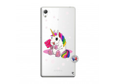 Coque Sony Xperia Z3 Sweet Baby Licorne