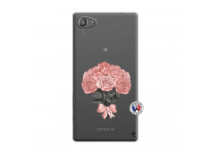 Coque Sony Xperia Z5 Compact Bouquet de Roses
