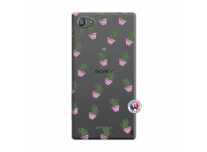 Coque Sony Xperia Z5 Compact Cactus Pattern