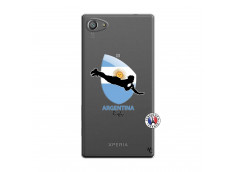 Coque Sony Xperia Z5 Compact Coupe du Monde Rugby-Argentine