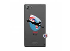 Coque Sony Xperia Z5 Compact Coupe du Monde Rugby Fidji