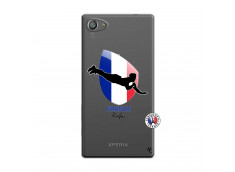 Coque Sony Xperia Z5 Compact Coupe du Monde de Rugby-France