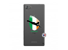 Coque Sony Xperia Z5 Compact Coupe du Monde Rugby-Ireland
