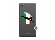 Coque Sony Xperia Z5 Compact Coupe du Monde Rugby-Italy
