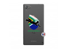 Coque Sony Xperia Z5 Compact Coupe du Monde Rugby-South Africa