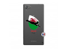 Coque Sony Xperia Z5 Compact Coupe du Monde Rugby-Walles