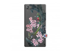 Coque Sony Xperia Z5 Compact Flower Birds