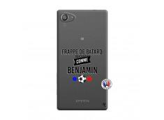 Coque Sony Xperia Z5 Compact Frappe De Batard Comme Benjamin