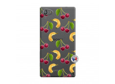 Coque Sony Xperia Z5 Compact Hey Cherry, j'ai la Banane