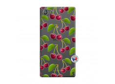 Coque Sony Xperia Z5 Compact oh ma Cherry