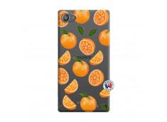 Coque Sony Xperia Z5 Compact Orange Gina