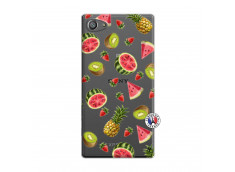 Coque Sony Xperia Z5 Compact Multifruits