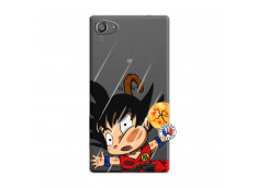 Coque Sony Xperia Z5 Compact Goku Impact