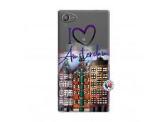 Coque Sony Xperia Z5 Compact I Love Amsterdam