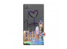 Coque Sony Xperia Z5 Compact I Love London