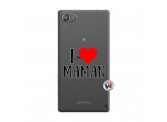 Coque Sony Xperia Z5 Compact I Love Maman
