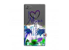 Coque Sony Xperia Z5 Compact I Love Miami