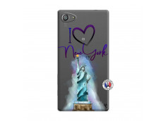 Coque Sony Xperia Z5 Compact I Love New York