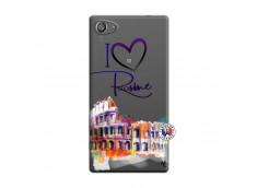 Coque Sony Xperia Z5 Compact I Love Rome