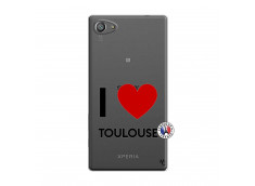 Coque Sony Xperia Z5 Compact I Love Toulouse