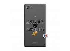 Coque Sony Xperia Z5 Compact Je M En Bas Les Cacahuetes