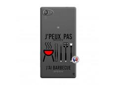 Coque Sony Xperia Z5 Compact Je Peux Pas J Ai Barbecue