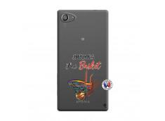 Coque Sony Xperia Z5 Compact Je Peux Pas J Ai Basket