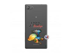 Coque Sony Xperia Z5 Compact Je Peux Pas J Ai Bricolage