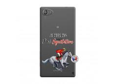 Coque Sony Xperia Z5 Compact Je Peux Pas J Ai Equitation